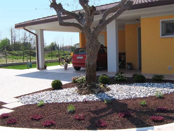 Casa immobiliare accessori erba giardino - Idee giardino senza erba ...